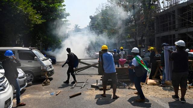 Myanmarın Bago kentinde ölü sayısı 80e yükseldi