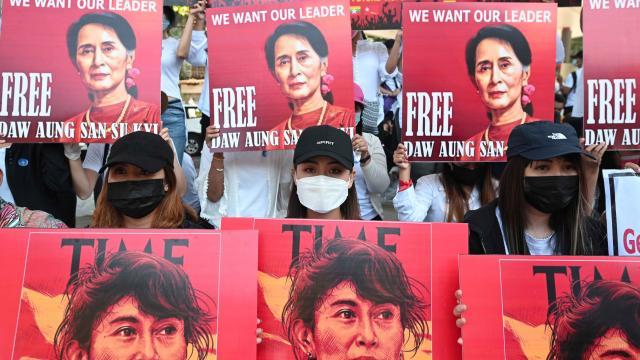 Myanmarın kimlik sorunu ve askeri darbe geleneği