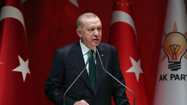 Cumhurbaşkanı Erdoğan: Turizmde potansiyelimiz çok büyük