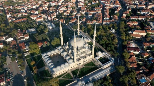 Selimiye Camiinin çevresine düzenleme