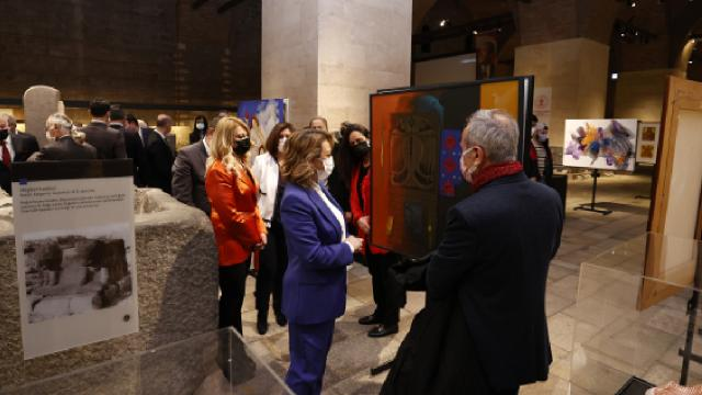 Anadolu Medeniyetleri Müzesinde 100. yıla özel sergi