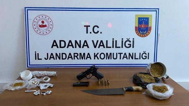 Adanada uyuşturucu operasyonu: 3 gözaltı
