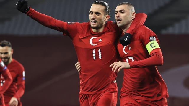 A Milli Futbol Takımı yarın Karadağı ağırlayacak