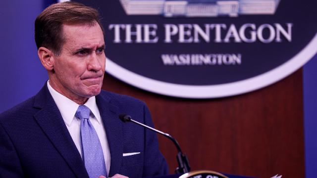 Pentagon: Rusyanın Ukrayna sınırına yaptığı yığınak kaygı verici