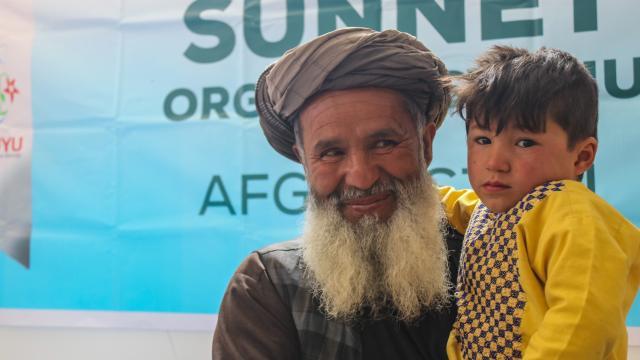 Cansuyu Derneği, Afganistandaki 3 bin çocuğu sünnet ettirdi