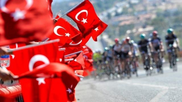 56. Cumhurbaşkanlığı Türkiye Bisiklet Turu yeni etabıyla başlayacak