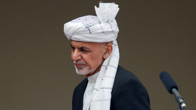 Afganistan Cumhurbaşkanı Gani, erken seçim istedi