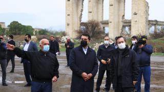 İletişim Başkanı Altun: Ağdam'da tam anlamıyla bir barbarlık sergilenmiş