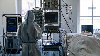 Fransa'da yoğun bakımda yatan hasta sayısında rekor