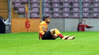 Galatasaray'da Yedlin en az 3 hafta yok