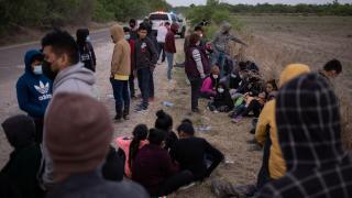 ABD-Meksika sınırındaki refakatsiz çocukların sayısı martta rekor kırdı