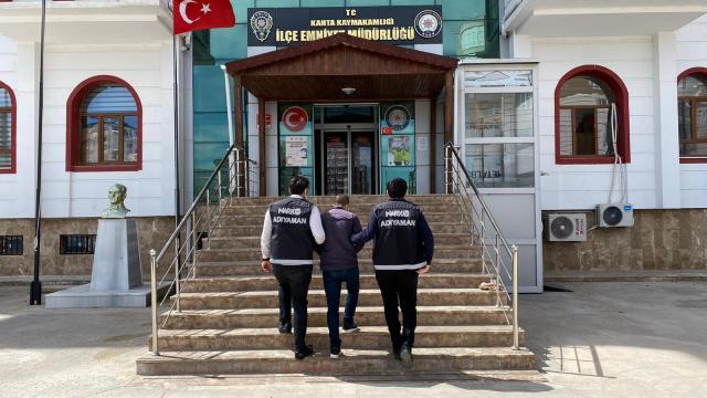 İzmirde tarihi eser kaçakçılığı: 2 gözaltı