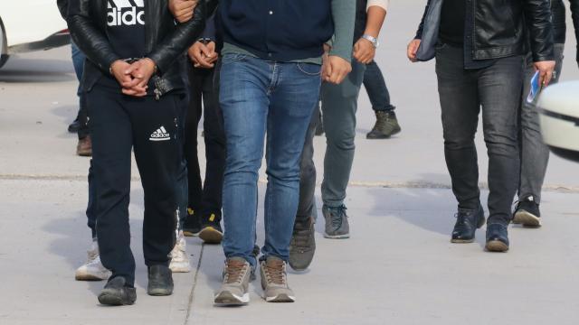 Osmaniyede uyuşturucu operasyonları: 30 tutuklama