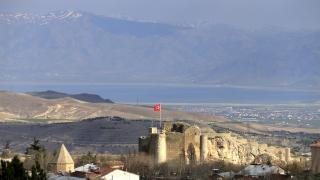 Medeniyetler beşiği Harput'ta koronavirüs sessizliği