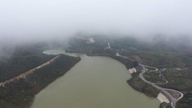 Hasanlar Barajındaki su seviyesi yüzde 100e ulaştı