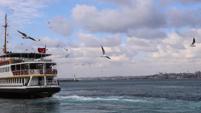 Marmarada çok bulutlu hava bekleniyor