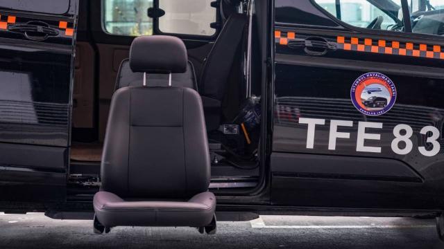 İGAdan engelli yolculara özel taksi hizmeti