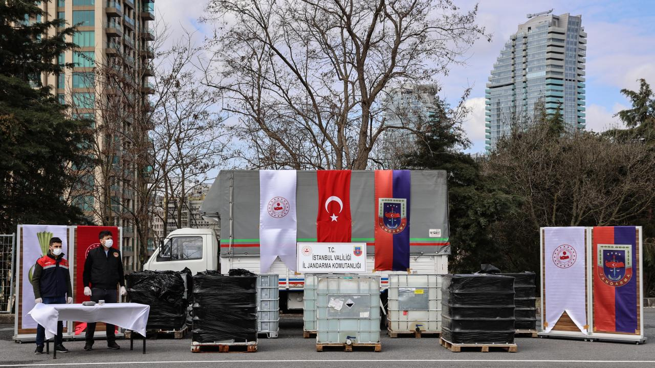 İstanbul'da 9 ton kimyasal madde ele geçirildi