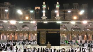 Kabe'de Ramazan hazırlığı: Covid-19 tedbirleri üst seviyede