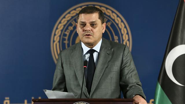 Libya Başbakanı Dibeybe, 14 bakanla Türkiyeye geliyor
