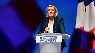 Fransa'da aşırı sağcı Le Pen, 2022'deki cumhurbaşkanlığı seçimine aday