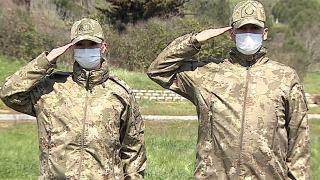 Mehmetçik'e son teknoloji üniforma