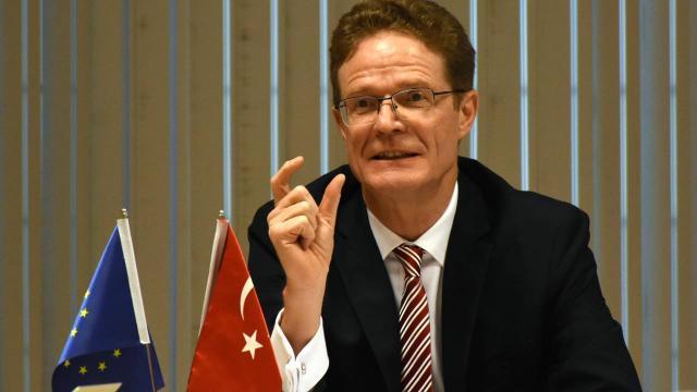 AB Türkiye Delegasyonu Başkanı: Türkiyenin çok etkileyici bir sağlık sistemi var