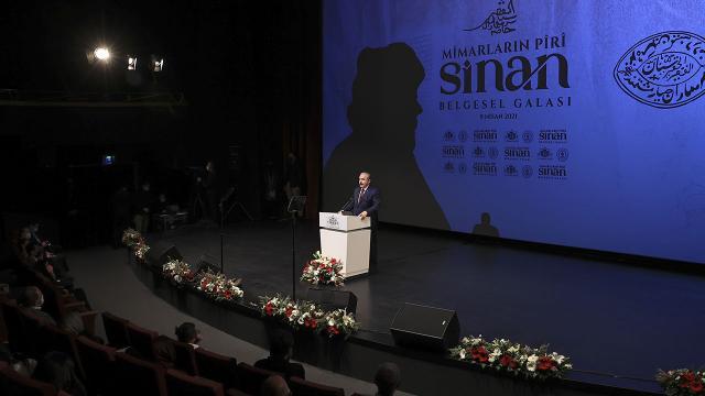 Mimarların Piri Sinan belgeseli izleyiciyle buluştu