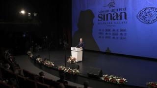 'Mimarların Piri Sinan' belgeseli izleyiciyle buluştu