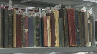 Uygarlıkların hafızası, Millet Kütüphanesi'nde saklanıyor