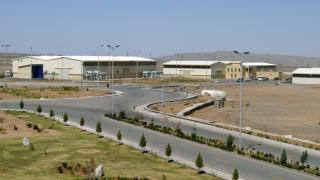 İran'da Natanz Nükleer Tesisi'nde kaza