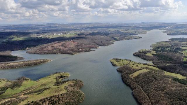 Ömerli Barajında doluluk oranı yüzde 96yı geçti