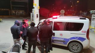 İnegöl ilçesinde kısıtlama saatlerinde akaryakıt istasyonuna gelen 6 kişiye 18 bin 900 lira ceza