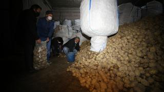 Patates ve soğan alımlarında miktar sınırlaması olmayacak
