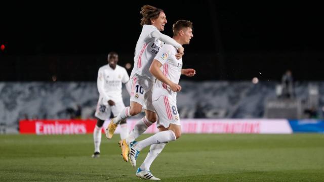 El Clasicoda kazanan Real Madrid