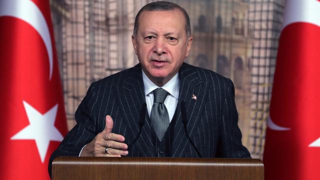 Cumhurbaşkanı Erdoğan: Çanakkale Ruhunu yaşatmaya devam edeceğiz