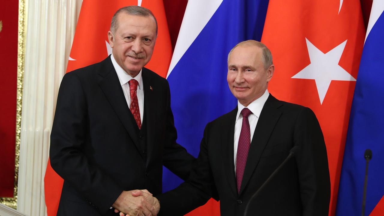 Cumhurbaşkanı Erdoğan'dan Donbas diplomasisi