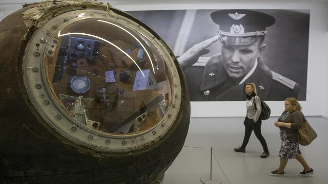 Rusya yörüngeye oyuncu ve yönetmen gönderiyor