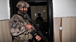 Muğla'da sahte içki ve kaçakçılık operasyonunda 21 şüpheli yakalandı