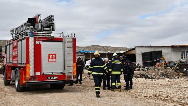 Sivas OSBde patlama: 5 yaralı