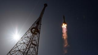 3 astronot daha Uluslararası Uzay İstasyonu'na ulaştı