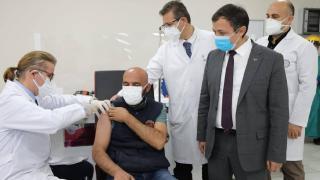 Yerli aşıda Faz-2 aşılama süreci tamamlandı