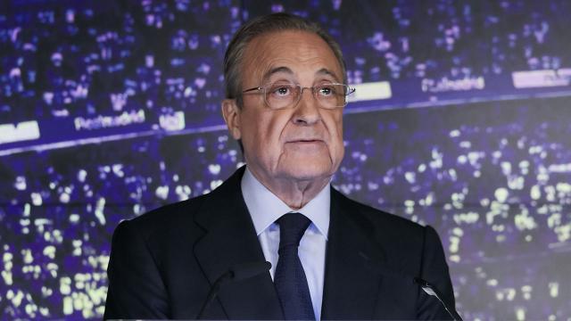 Avrupa Süper Ligi Başkanı Perez: Futbolu kurtarmaya geldik