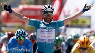 TUR 2021'in üçüncü etabını Mark Cavendish kazandı