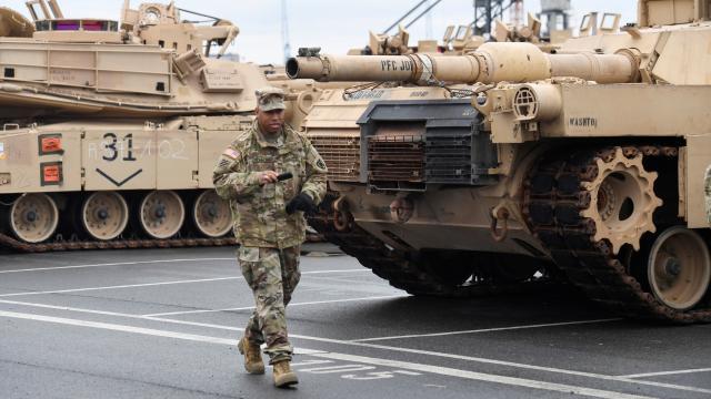 ABD, Almanyaya 500 ilave asker gönderecek