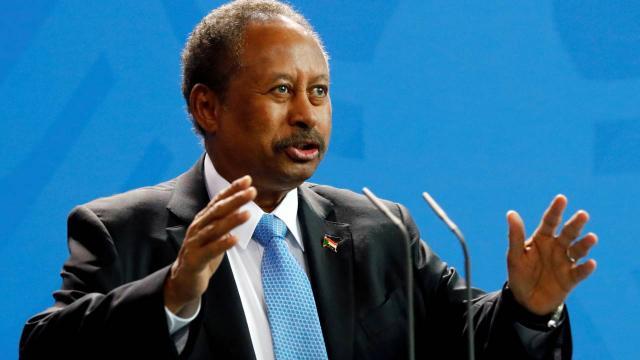 Sudan Başbakanı Hamduktan üçlü zirve çağrısı