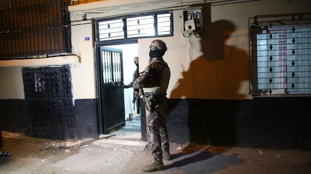 Adanada DEAŞ operasyonu: 7 gözaltı