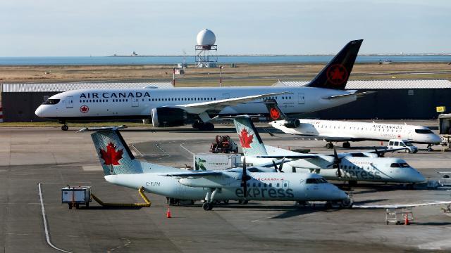 Kanada hükümetinden Air Canadaya 4,7 milyar dolar destek