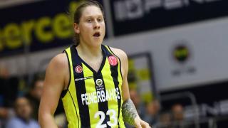 Kadınlar Avrupa Ligi'nde sezonun en değerlisi Iagupova