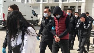Mersin'de bahis kuponu dolandırıcılığı operasyonu: 8 tutuklama